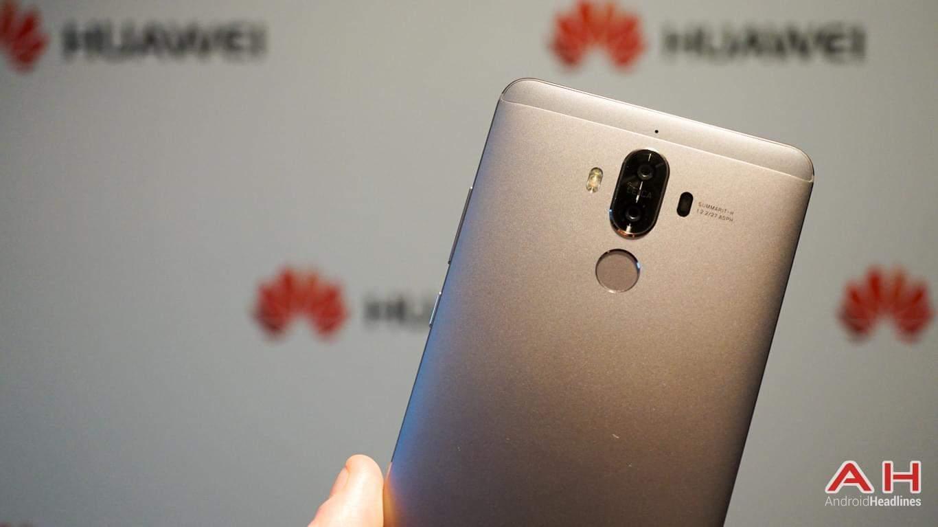 Huawei Mate 9 Hands On AH AM 44