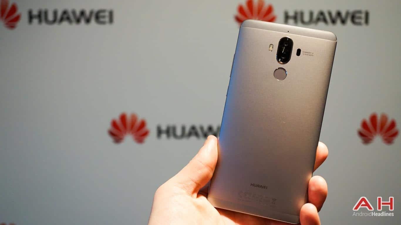 Huawei Mate 9 Hands On AH AM 45