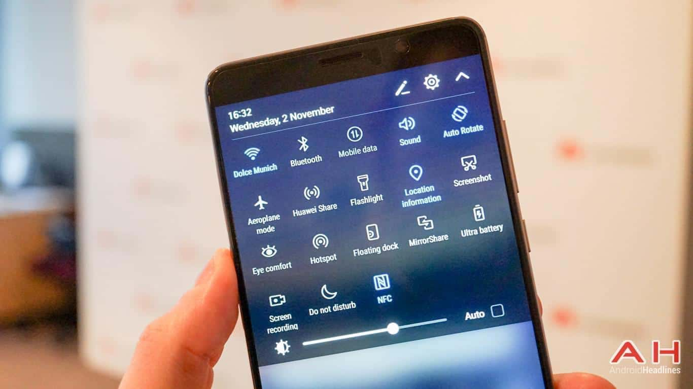 Huawei Mate 9 Hands On AH AM 46