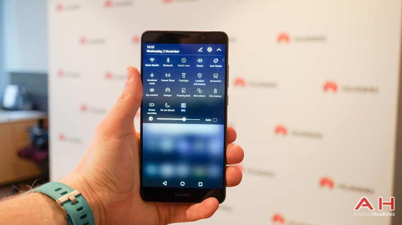 Huawei Mate 9 Hands On AH AM 47