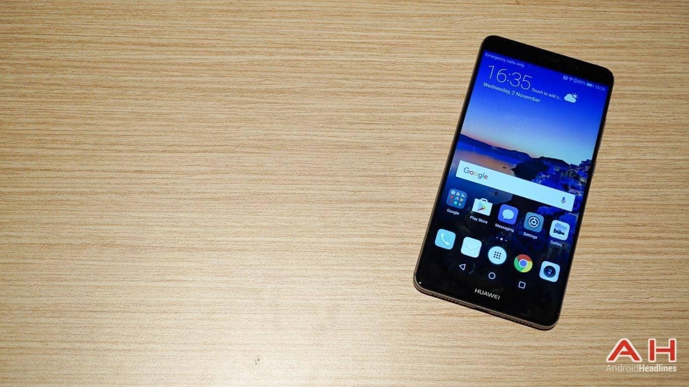Huawei Mate 9 Hands On AH AM 49