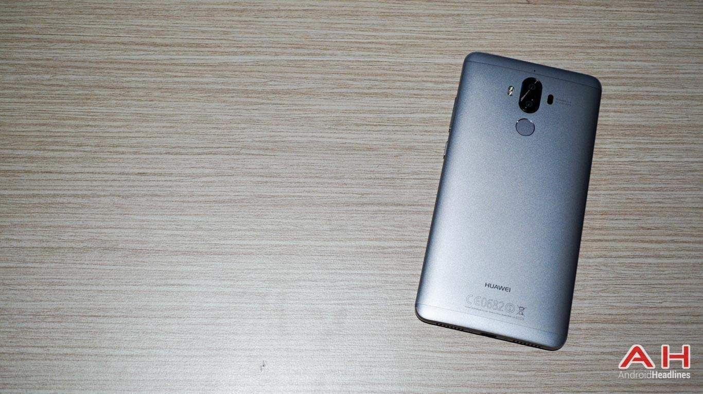 Huawei Mate 9 Hands On AH AM 50