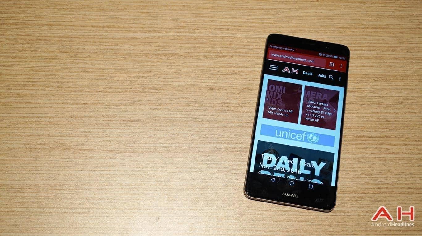 Huawei Mate 9 Hands On AH AM 51