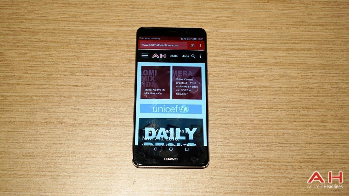 Huawei Mate 9 Hands On AH AM 52