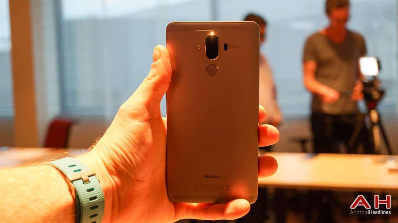 Huawei Mate 9 Hands On AH AM 54