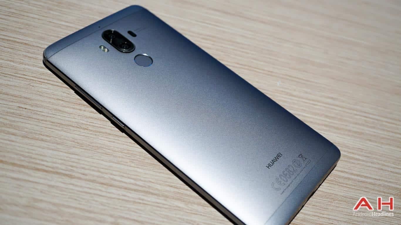 Huawei Mate 9 Hands On AH AM 6