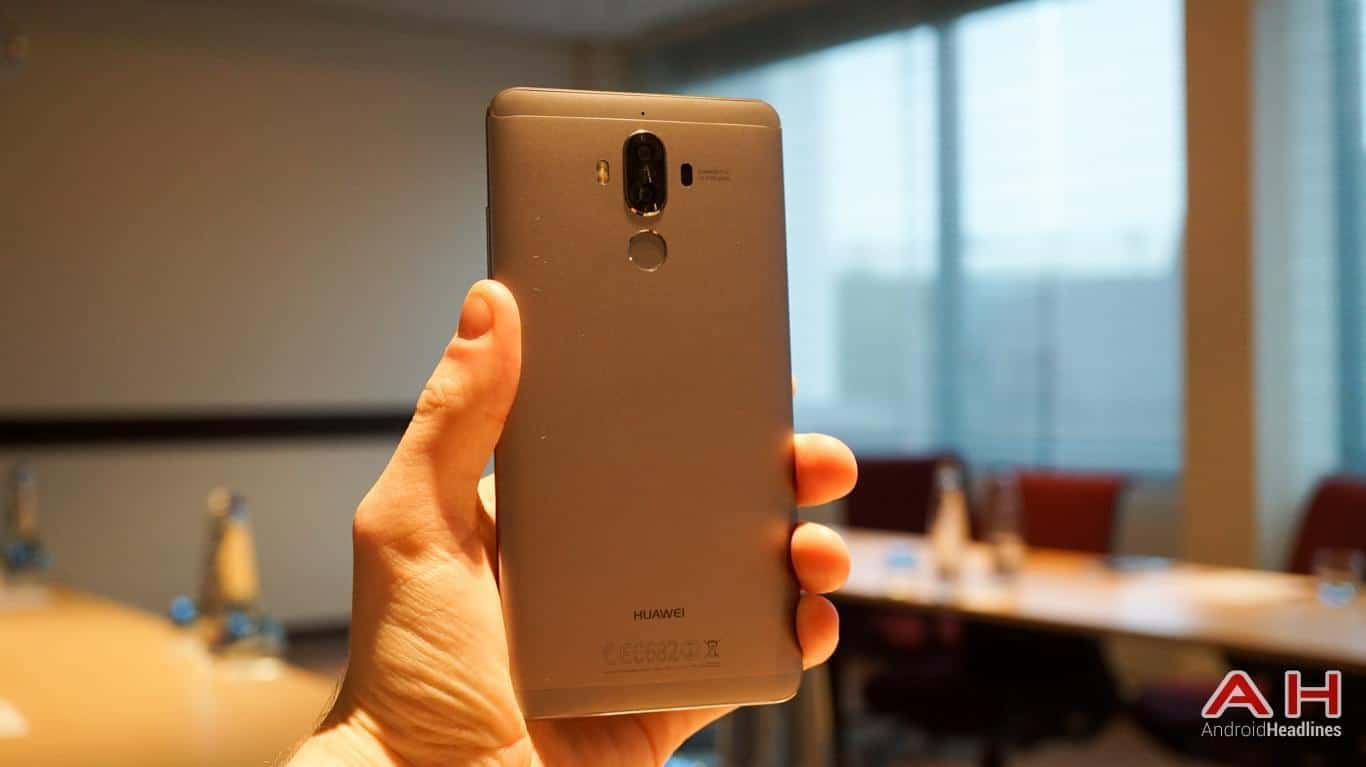 Huawei Mate 9 Hands On AH AM 7