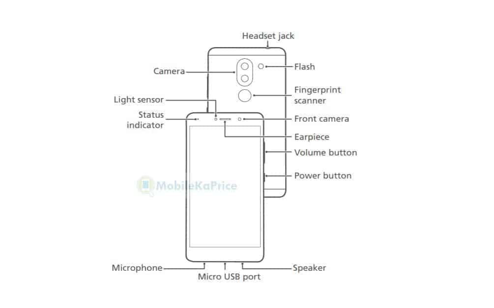 Huawei Mate 9 Lite leak 1