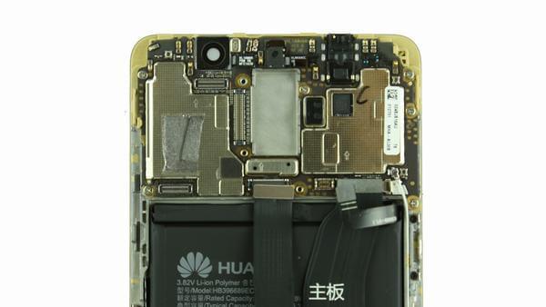 Huawei Mate 9 teardown 12