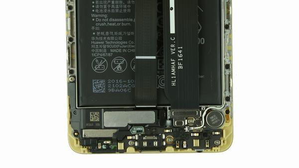 Huawei Mate 9 teardown 16