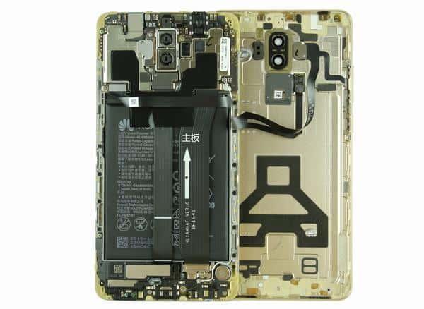 Huawei Mate 9 teardown 5