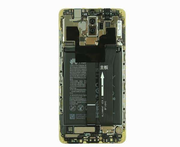 Huawei Mate 9 teardown 6