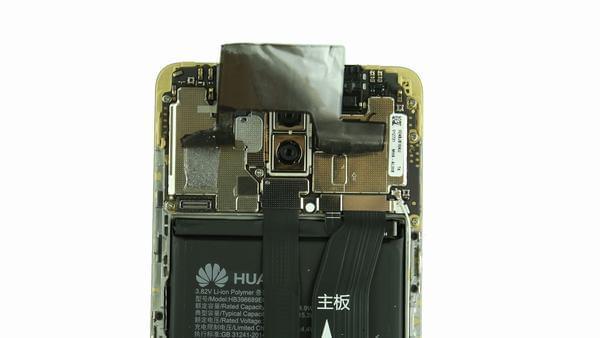 Huawei Mate 9 teardown 7