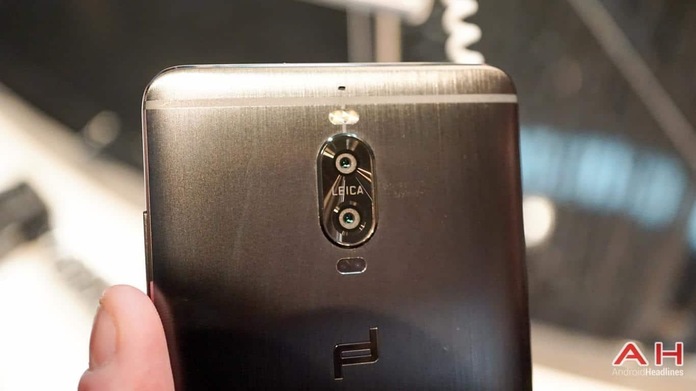Huawei PRSCHE DESIGN Mate 9 Hands On AH 1