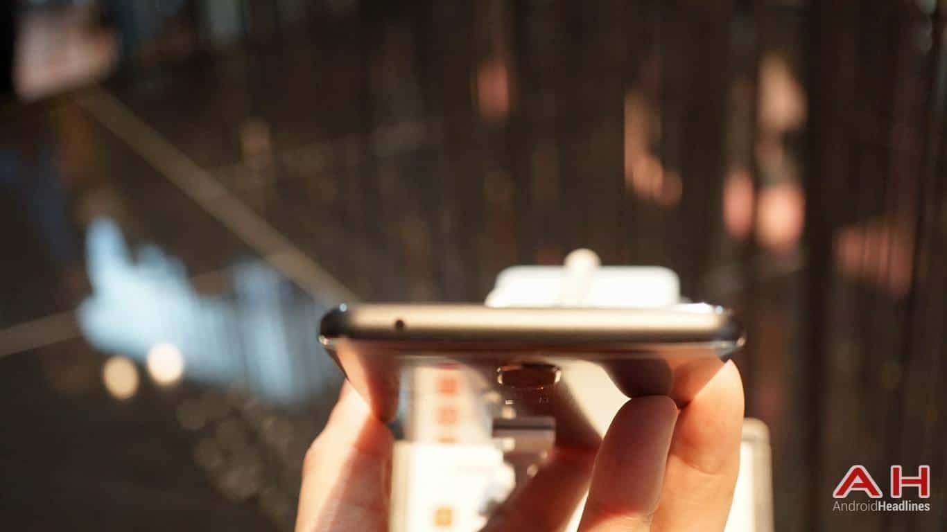 Huawei PRSCHE DESIGN Mate 9 Hands On AH 15