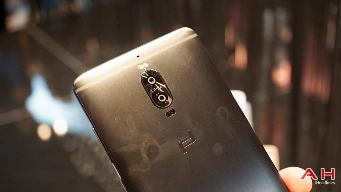 Huawei PRSCHE DESIGN Mate 9 Hands On AH 17