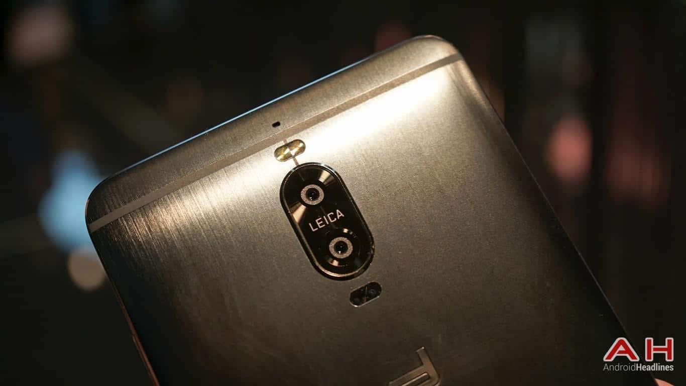 Huawei PRSCHE DESIGN Mate 9 Hands On AH 18