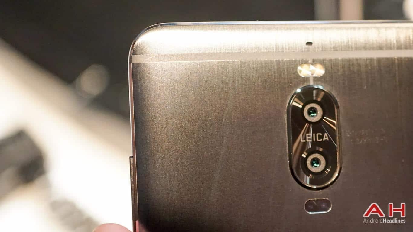 Huawei PRSCHE DESIGN Mate 9 Hands On AH 2