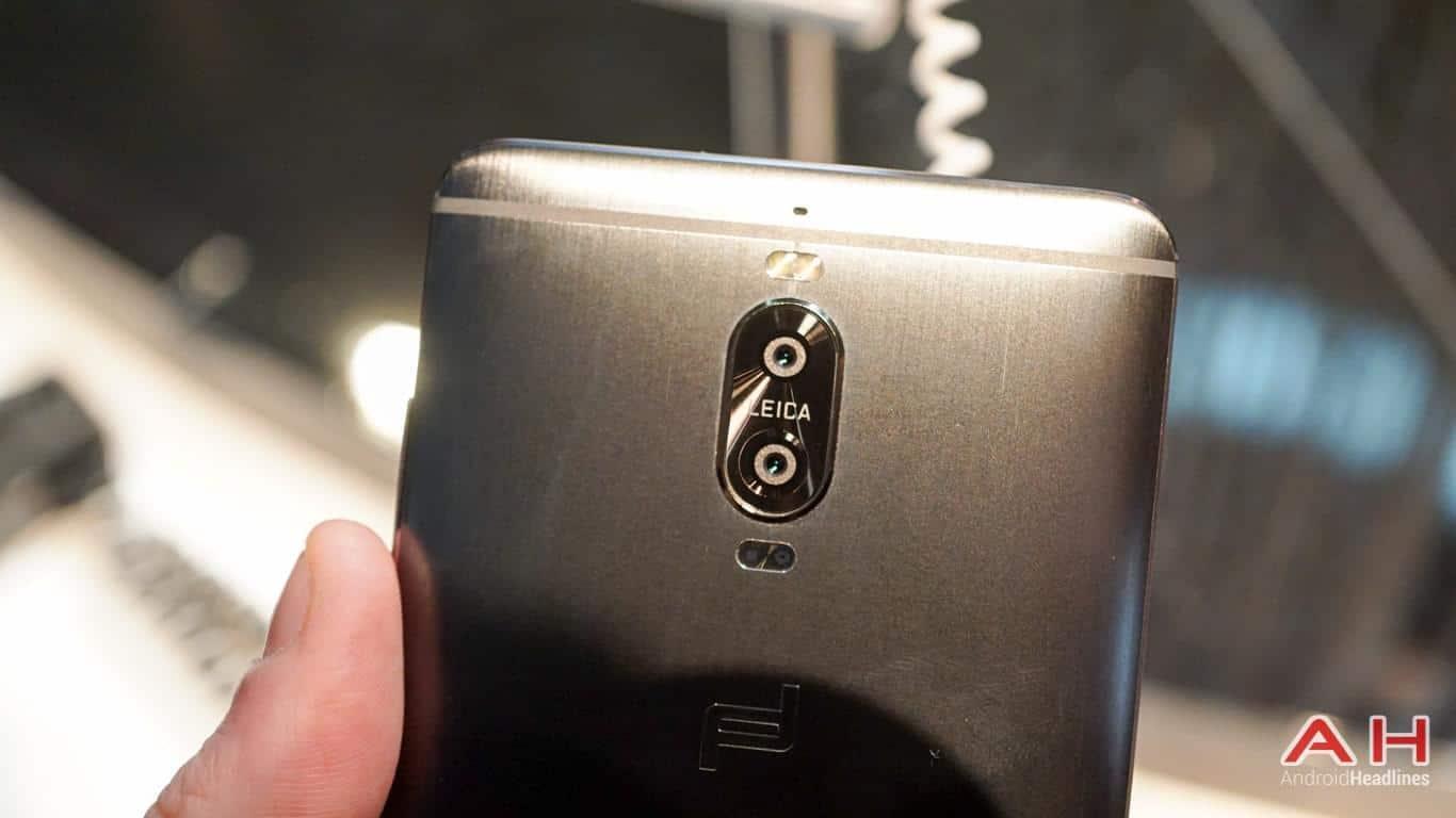 Huawei PRSCHE DESIGN Mate 9 Hands On AH 3