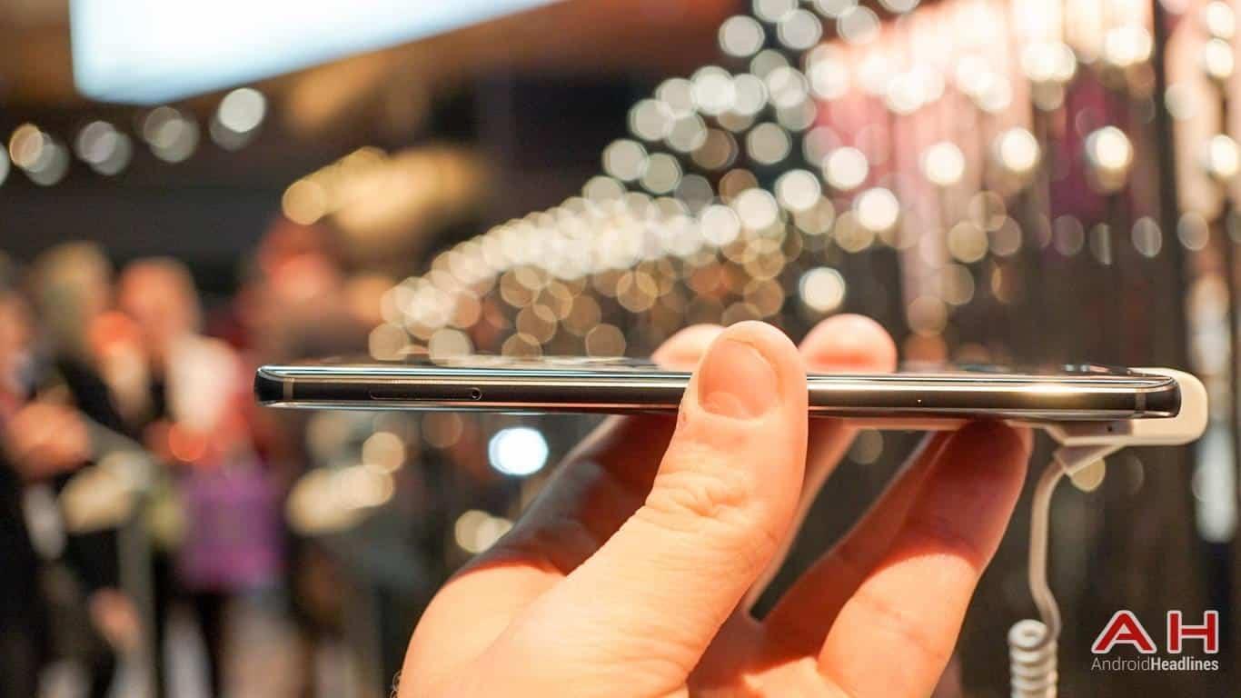 Huawei PRSCHE DESIGN Mate 9 Hands On AH 33