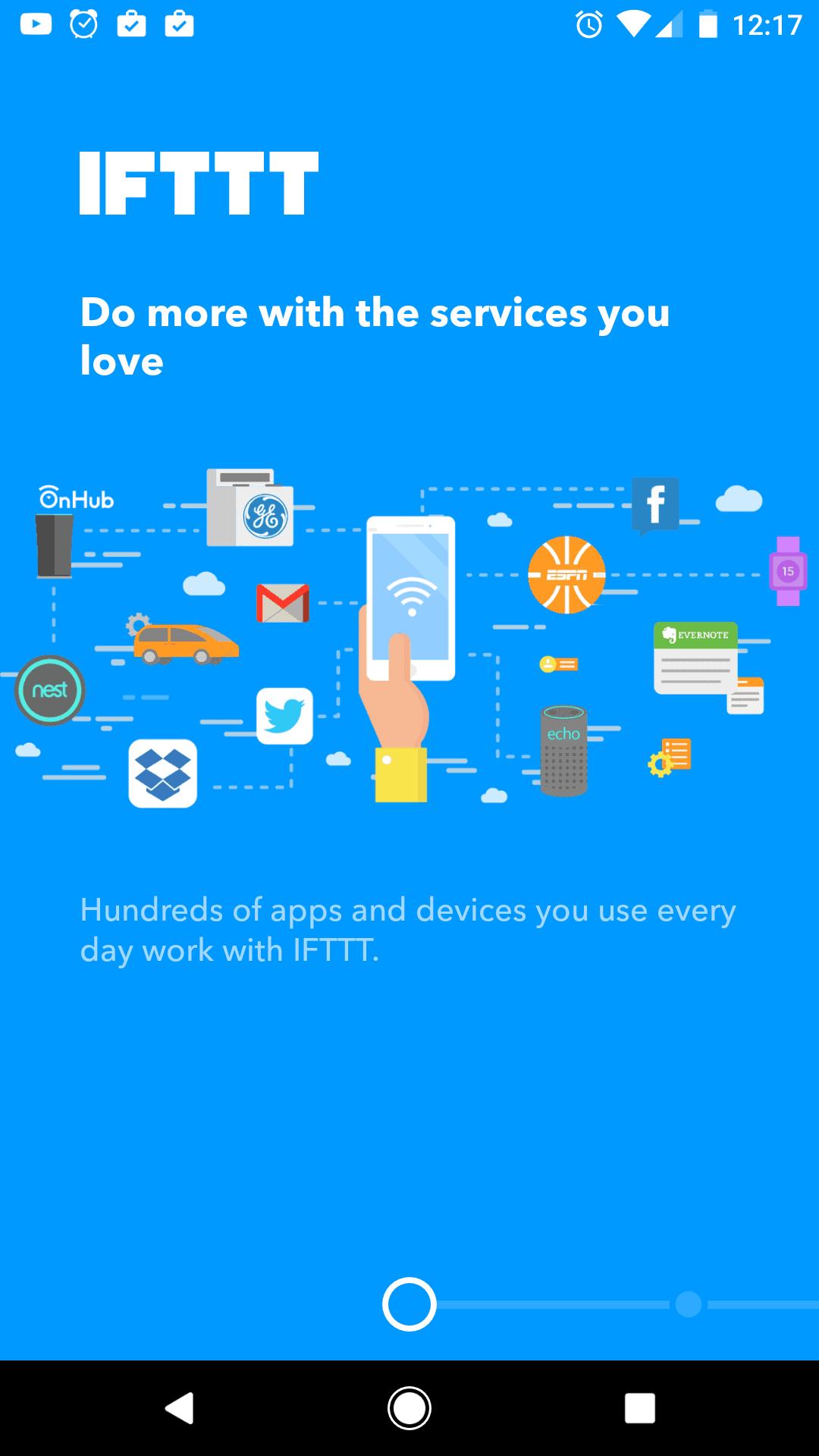 Ifttt V3 0 Update Aims For Easier To Use Design