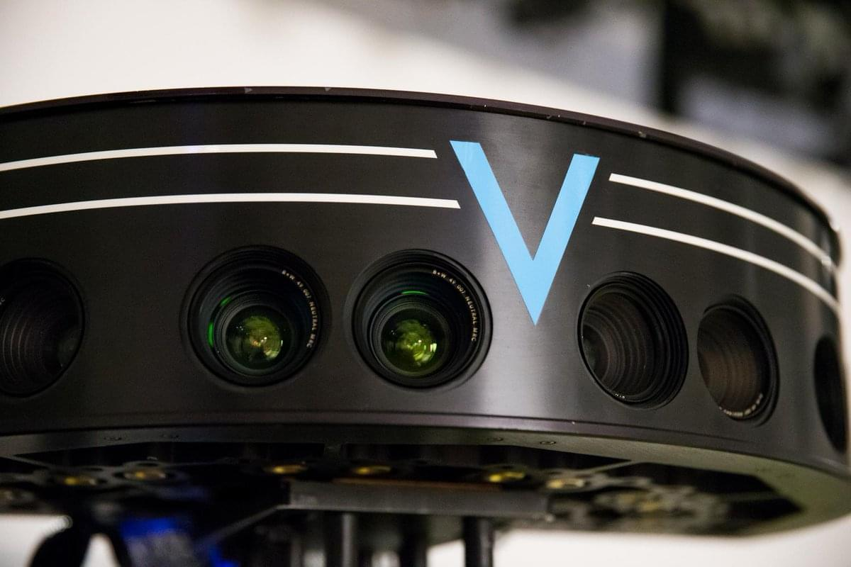 Intel Voke VR Headset
