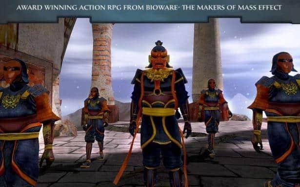 Jade Empire Special Edition Screenshot 2