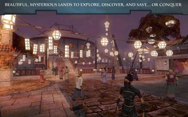Jade Empire Special Edition Screenshot 3