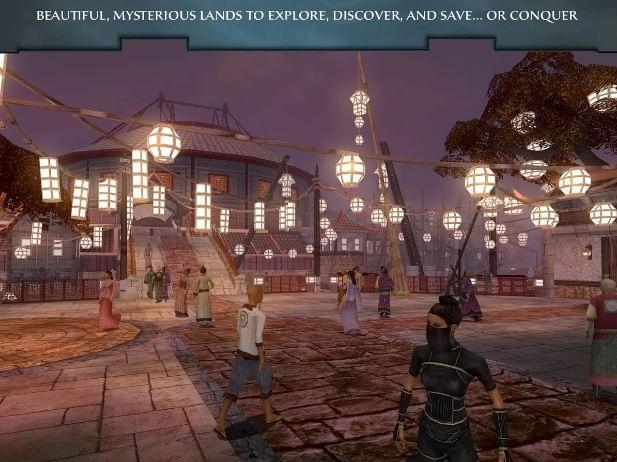 Jade Empire Special Edition Screenshot 7