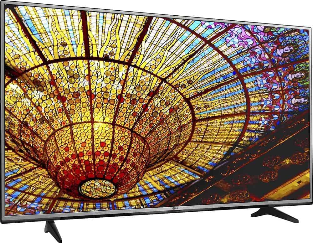 LG 4K Smar TV Deal 2