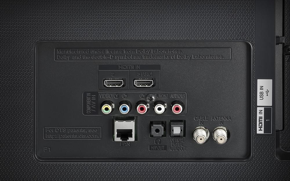 LG 4K Smar TV Deal 5