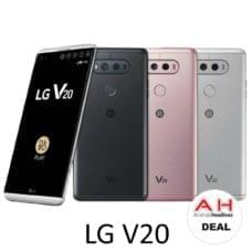 Pick Up An Unlocked LG V20 for just $269 – 6/23/17