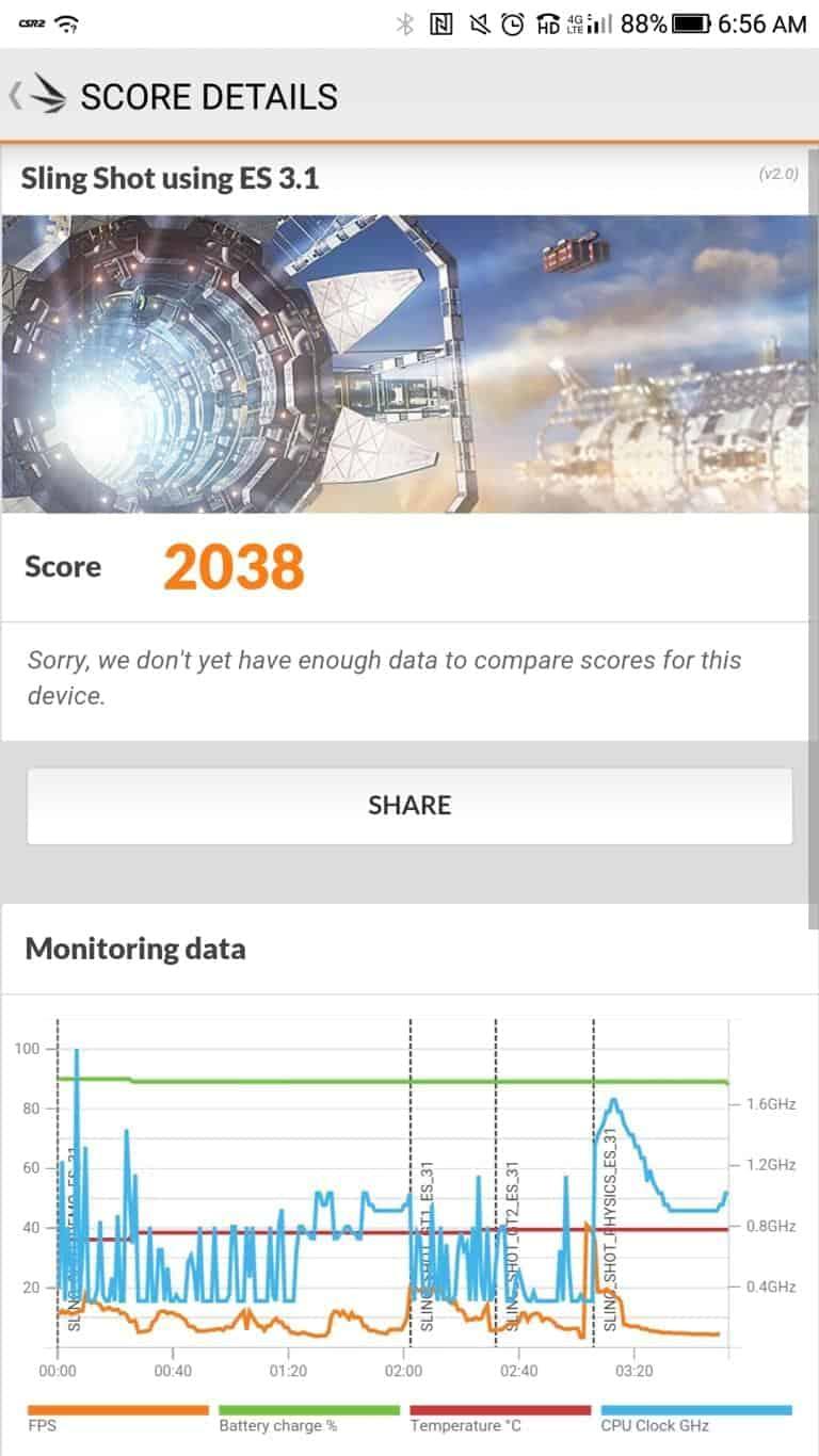 LeEco Le Pro3 AH NS screenshots benchmark 1