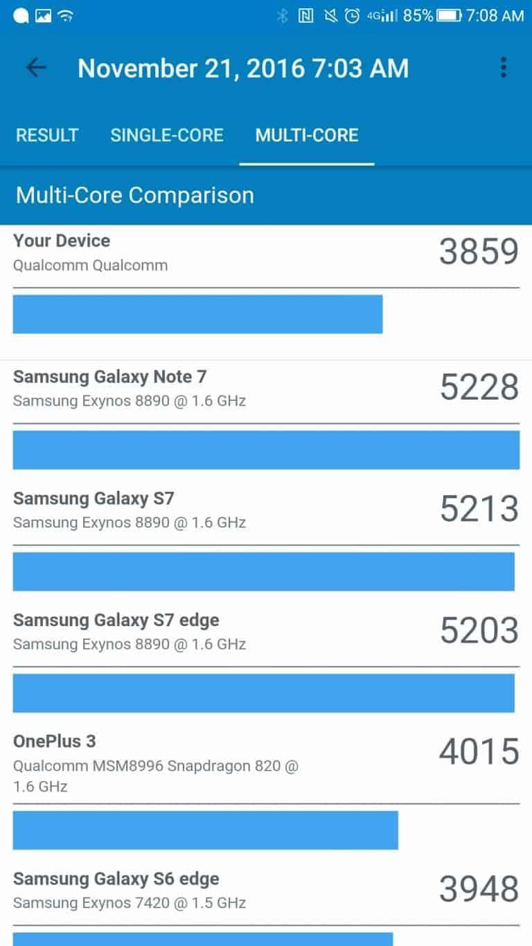 LeEco Le Pro3 AH NS screenshots benchmark 5