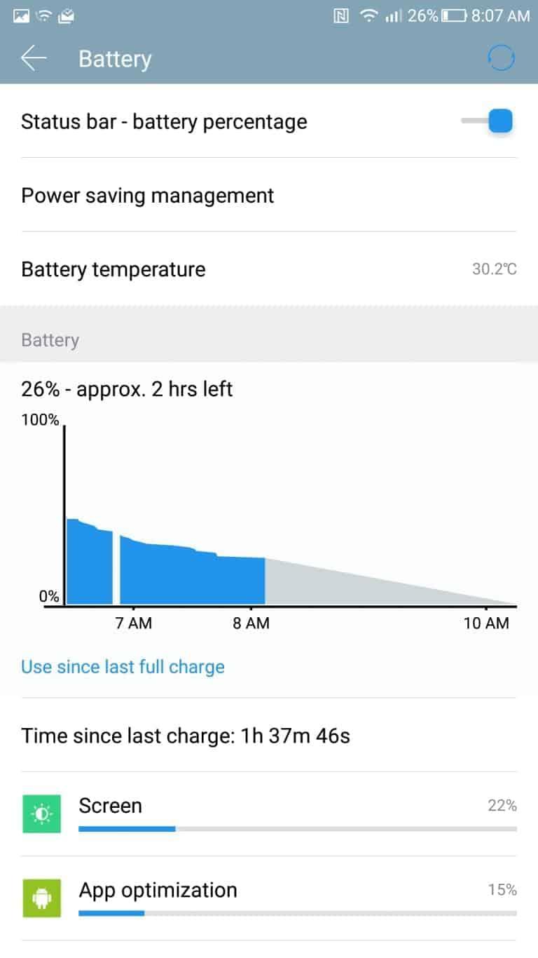 LeEco Le Pro3 AH NS screenshots quickcharge 1