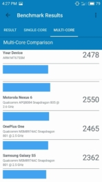 Meizu M3 Max AH NS Screenshots benchmarks 2