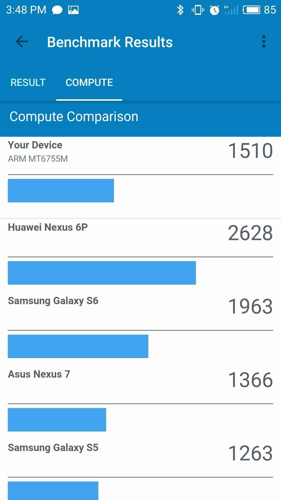 Meizu M3 Max AH NS Screenshots benchmarks 4