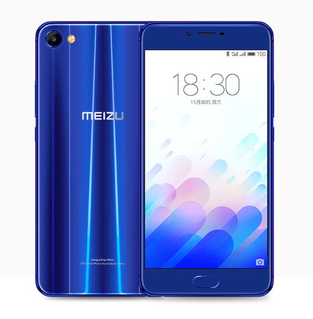 Meizu M3X 9