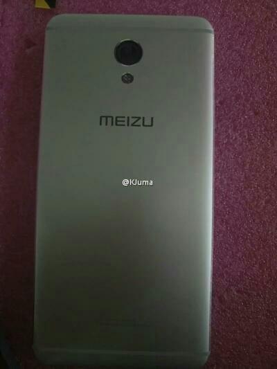 Meizu M5 Note Leaks 1