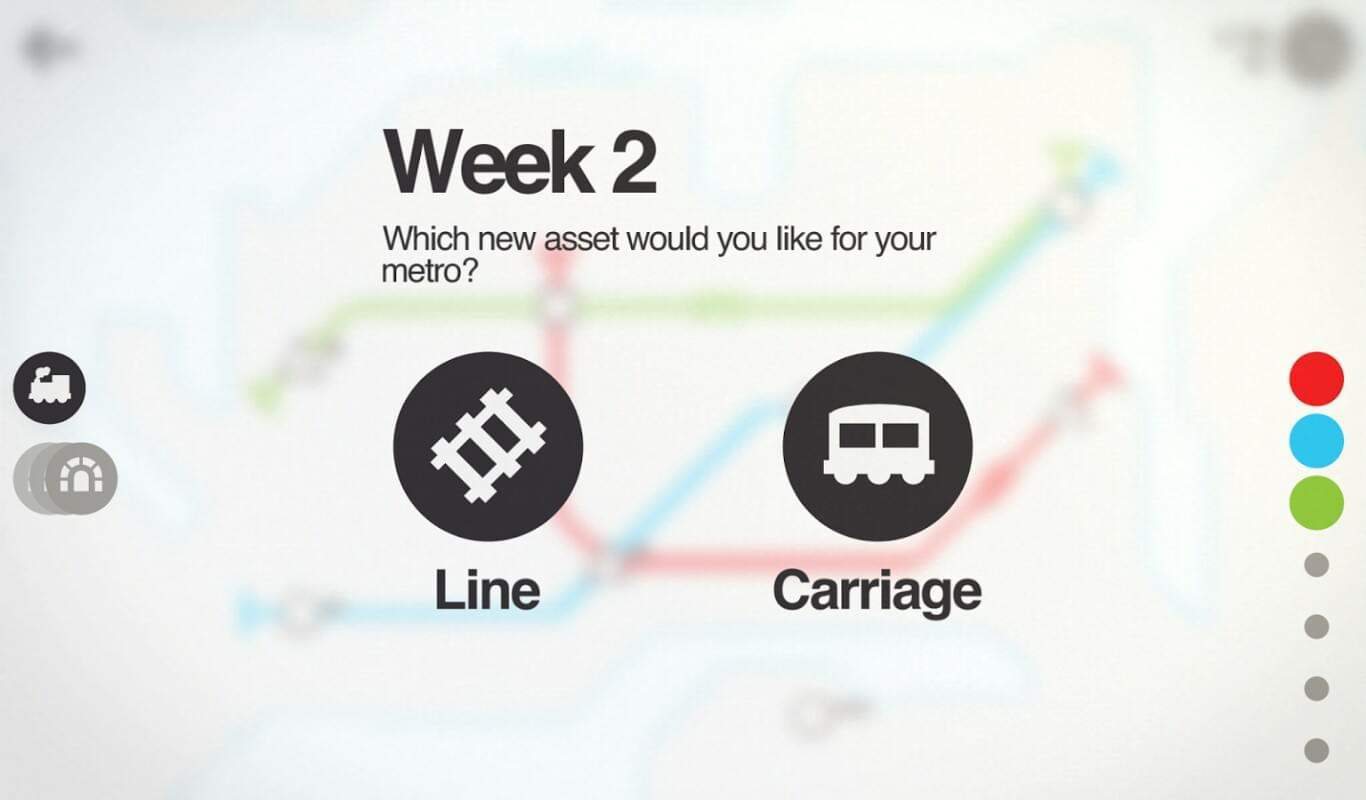 Mini Metro game official image 4