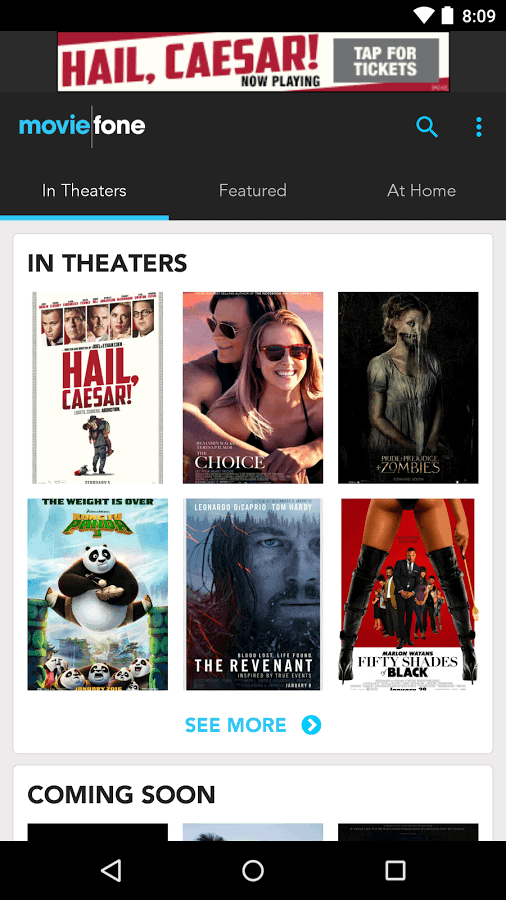 Top 10 Best Movie Android Apps – December 2016 | Drippler ...