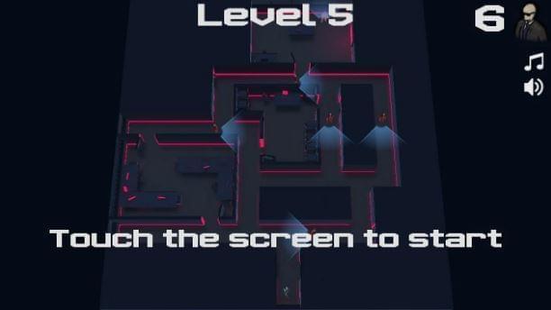 NeoNinja Screenshot 1