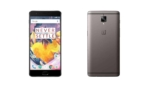OnePlus 3T Front Back