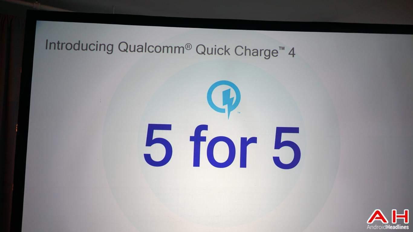 Qualcomm Quick Charge 4 AH 1