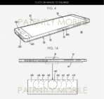 Samsung Foldable display device patents 1