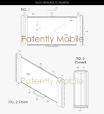 Samsung Foldable display device patents 2