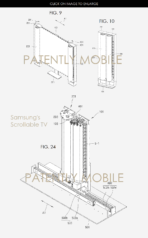 Samsung Foldable display device patents 3