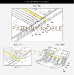 Samsung Foldable display device patents 4