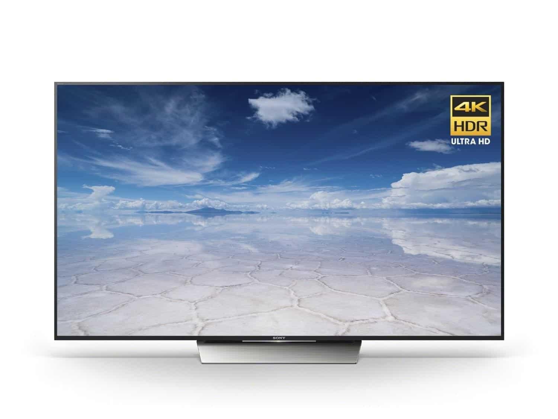 Sony 55 inch 4K Smart TV Deal 1