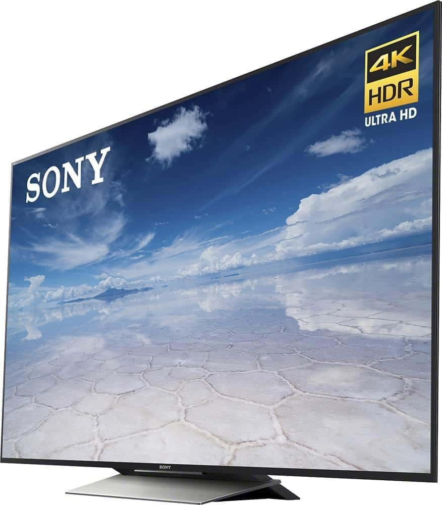 Sony Smart 4K TV ddeal 3